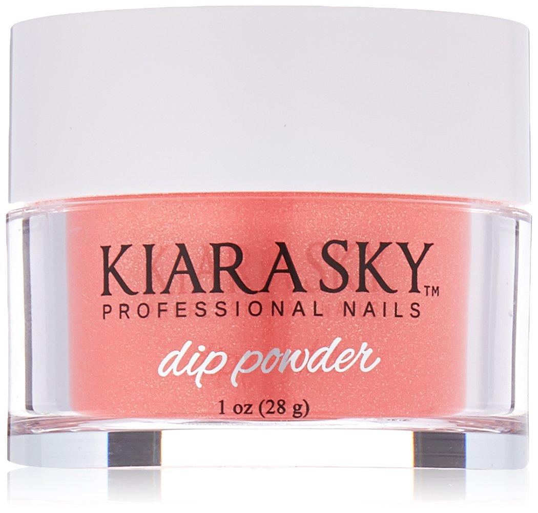 Kiara Sky cocoa coral dip powder 1 oz
