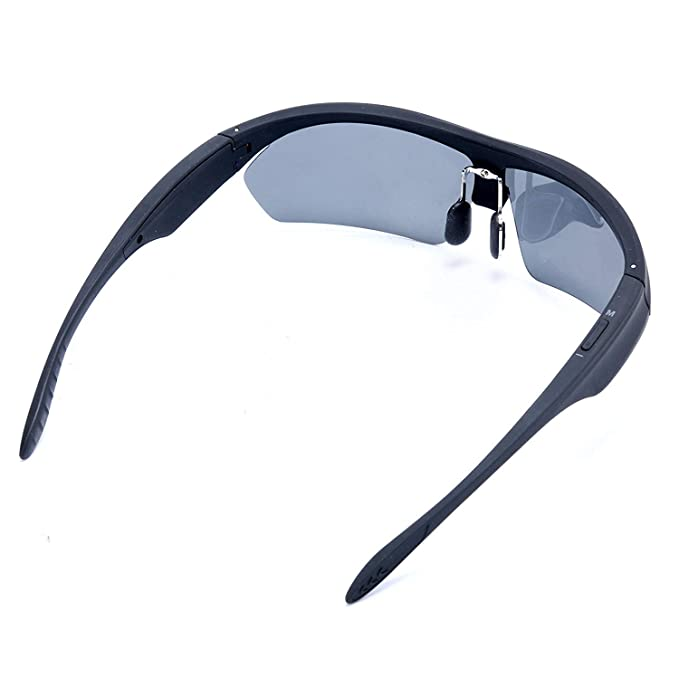 aeee085b619 Gonbes K2 Smart Touch Bluetooth 4.0 Sunglasses Stereo Music Headphone Polarized  Glasses for Travel