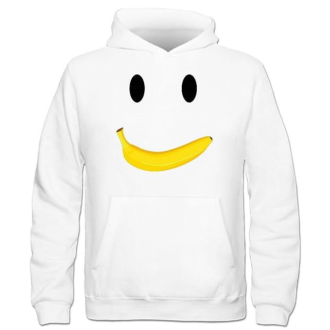 Sudadera con capucha niño Banana Smiley by Shirtcity: Amazon.es: Ropa y accesorios