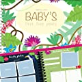 Baby Girl's 1st Five Year Memory Book - Baby Bullet Journal - Babies Photo Album to Registry all your Memories - Perfect Present for Baby Shower - Newborns Keepsake Books - Personalize your Adventures by Unconditional Rosie that we recomend personally.