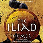 The Iliad |  Homer,Stephen Mitchell - translator