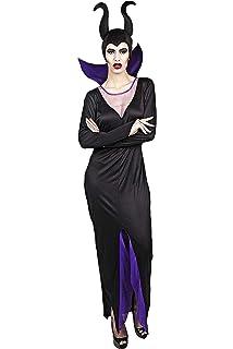 Dormir de Halloween de la Bruja Maléfica Belleza de ...
