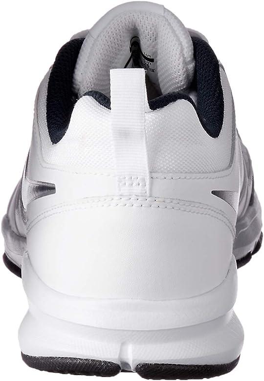 Nike T-Lite 11, Zapatillas de Cross Training para Hombre, Blanco (White/Black/Obsidian), 42.5 EU: Nike: Amazon.es: Deportes y aire libre