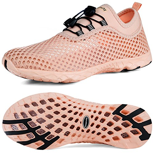 Dreamcity Women's Water Shoes Athletic Sport Lightweight Walking Shoes
