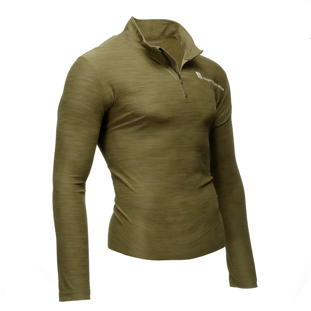 61c32fe06f Everyday Compression design in combination of casual performance wear form,  slim fit fitting and compression gear construction. Soft to the touch  HyperCool ...