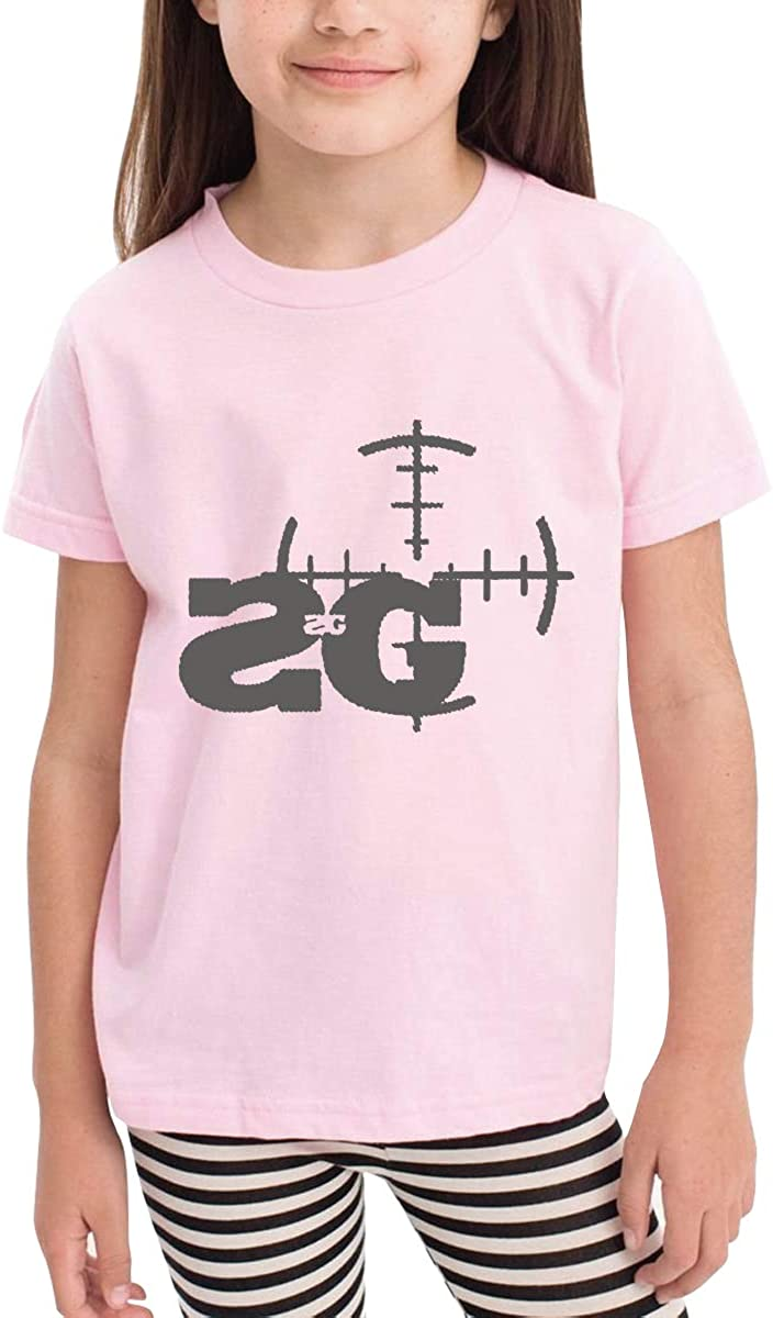 Love You Toddler Boys Girls Short Sleeve T Shirt Kids Summer Top Tee 100/% Cotton Clothes 2-6 T