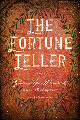 The Fortune Teller: A Novel cover