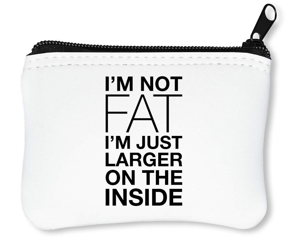 Im Not Im Larger On The Inside Billetera con Cremallera ...