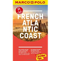French Atlantic Coast Marco Polo Pocket Travel Guide - with pull out map: Biarritz, Bordeaux, La Rochelle, Nantes