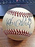 Wilson Alvarez Signed Baseball - OAL ! Devil Rays! - Autographed Baseballs