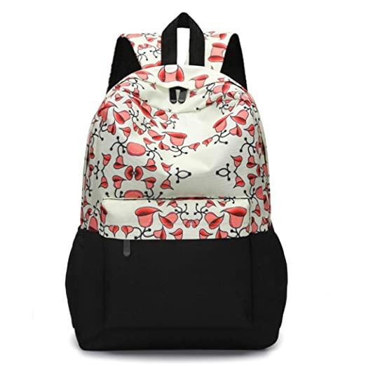 01607cd512 Amazon.com  Alixyz Backpack for Girls