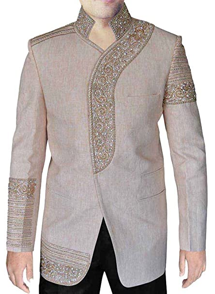 Amazon.com: INMONARCH JO0209 Jodhpuri - Traje para hombre ...