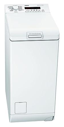 AEG L76265TL3 Waschmaschine Toplader A 1200 UpM 6 Kg Weiss Amazonde Elektro Grossgerate