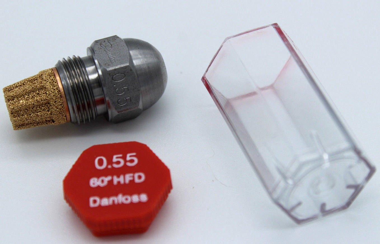 Danfoss /öld/üse Buse HFD Buse de br/ûleur 0,55/60//° 030h6010/0,55//60