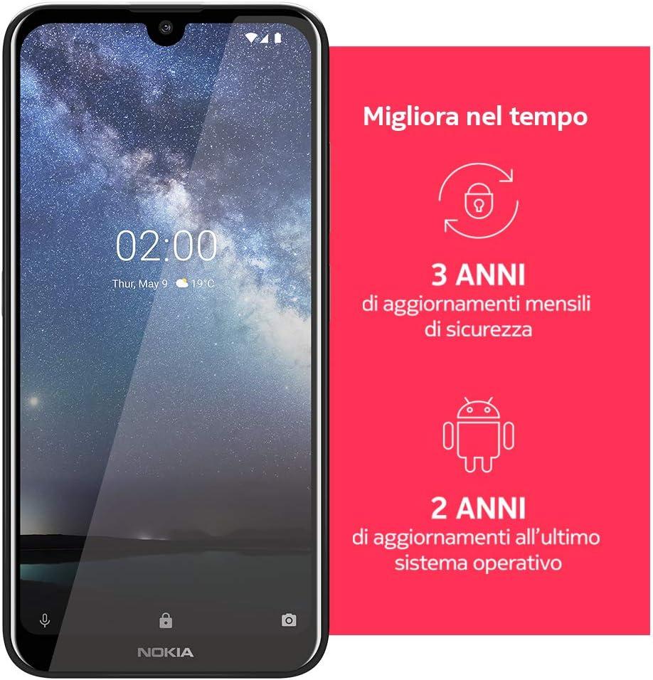 Nokia 2.2 Black DS 3/32 GB: Amazon.es: Electrónica