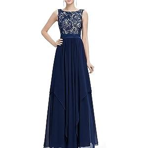 6668b8c1f3ed WintCO Vestidos Fiesta baratos Elegantes Mujeres sin Espalda para ...