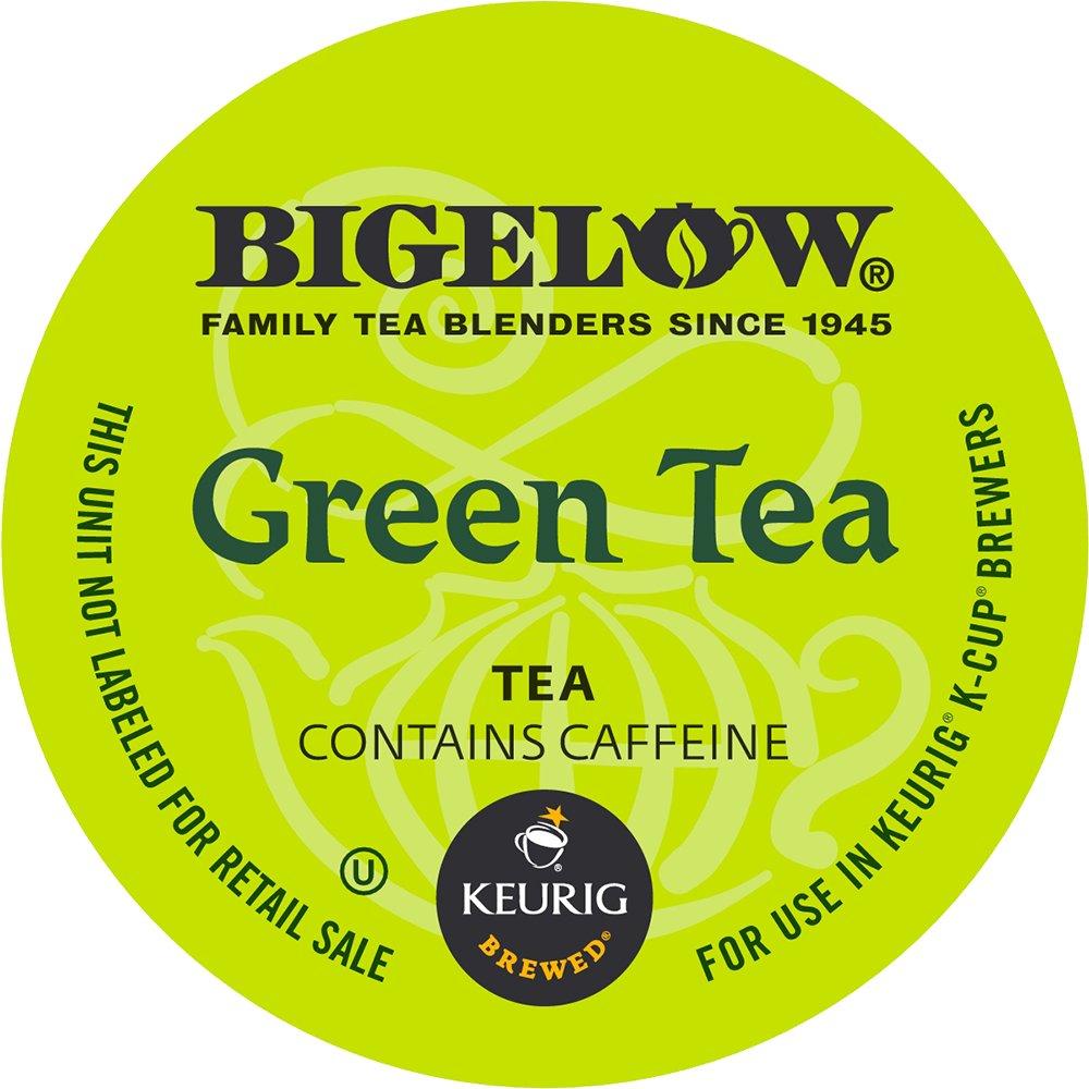 Keurig, Bigelow, Green Tea, K-Cup packs, 50 Count