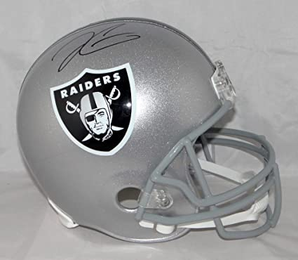 Image Unavailable. Image not available for. Color  Derek Carr Autographed  ... 2291f49f0