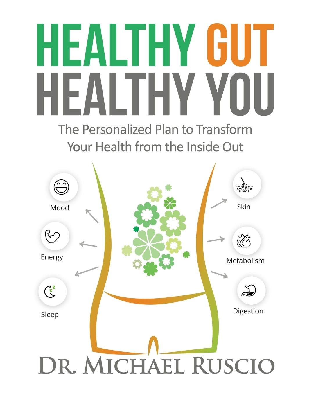 Healthy Gut Healthy You  The Personalized Plan To Transform Your Health From The Inside Out