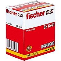 Fischer 70008 Taco nylon SX 8x40 (Envase