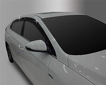 Amazon.es: Autoclover - Juego de deflectores de Viento para Hyundai Ioniq 2016+ (4 Piezas)