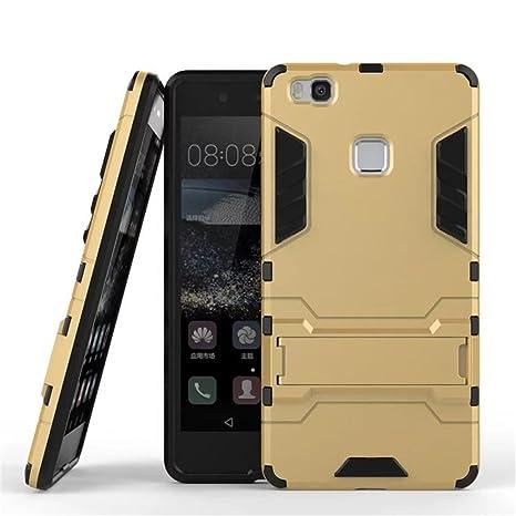 Funda Huawei P9 Lite, YHcase [Armor Series] 2in1 Combinación ...
