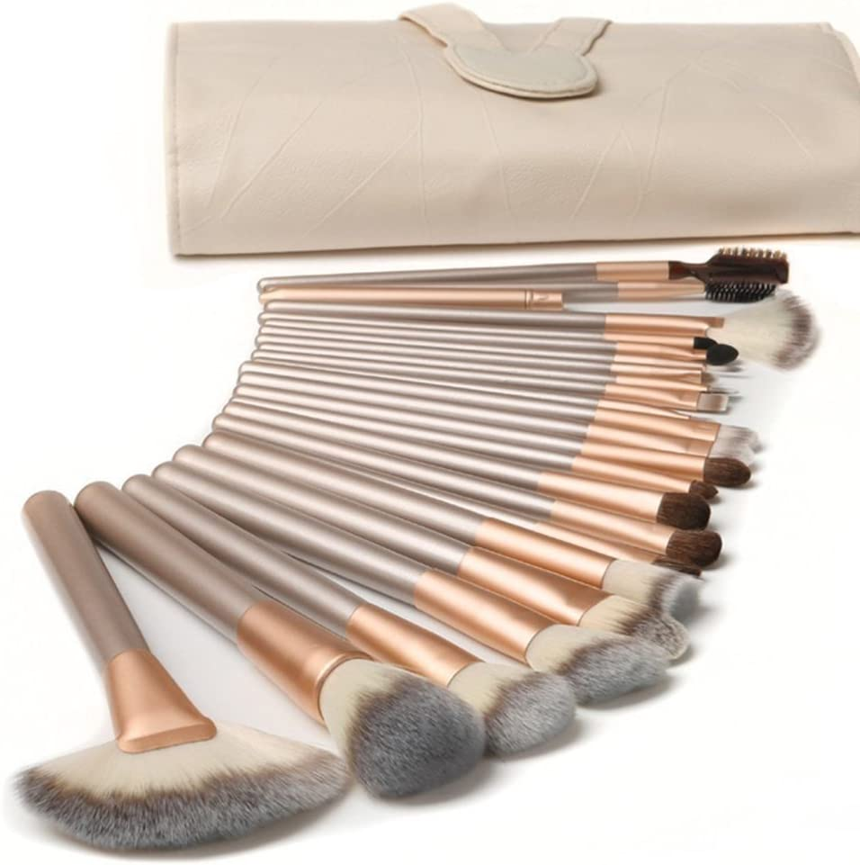 Ammiy Makeup Brushes Sets Professional 18 Pcs £4.19 with 40% voucher on listing @ Amazon
