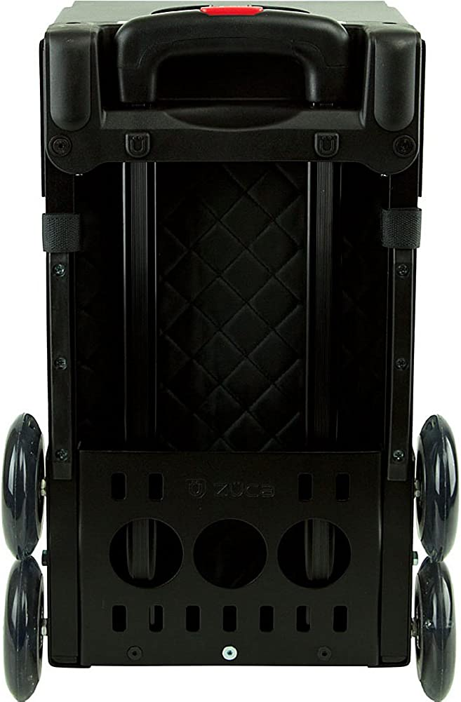 Sport 18 Suitcase Frame Color Black