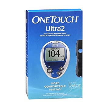 One touch ultra ii test strips