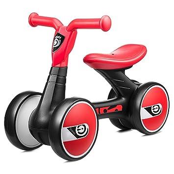 Bicicleta sin pedales Bici Primera Bicicleta para bebés - Regalo de cumpleaños para niños pequeños/