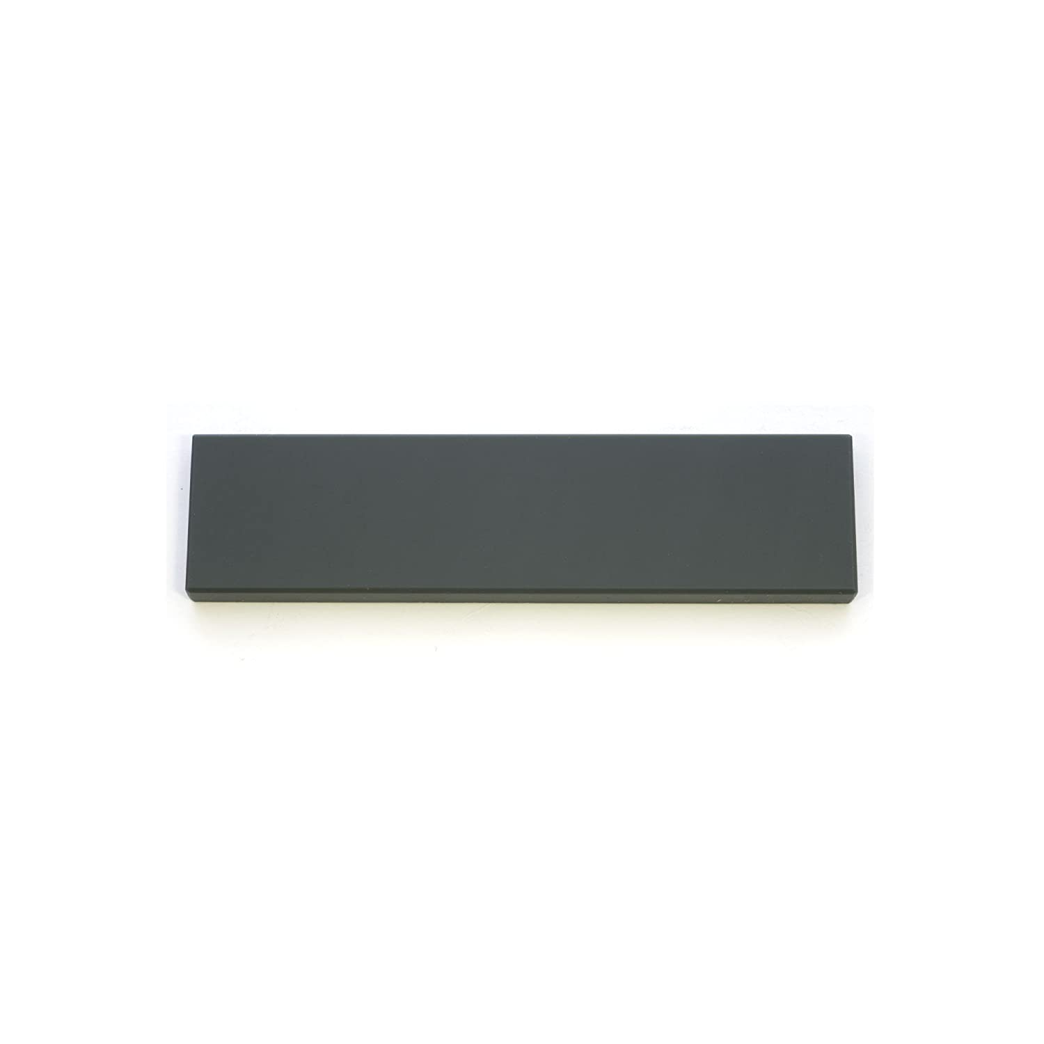 Jasper Whetstone 4 x 1 x 0.25 Russian Natural Sharpening Stone of Estimated 8,000 grit for KME Gritomatic