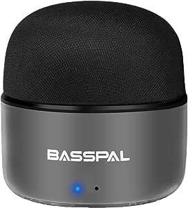 Altavoces Bluetooth Portátiles, BassPal Pequeños Altavoces ...