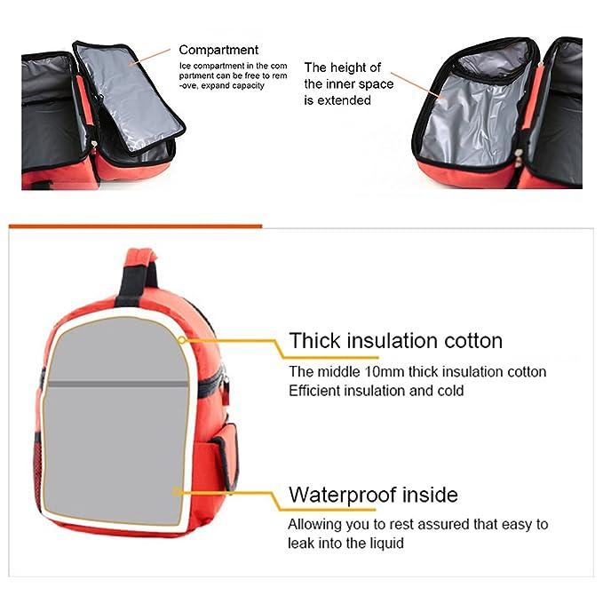 6804aa3a9fc2 Targetevo isolamento Carry Bag mantenere caldo o freddo per viaggi ...