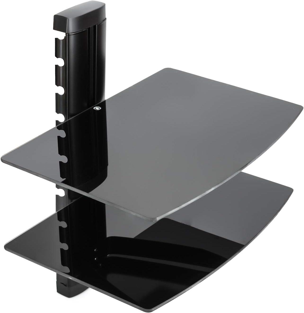 Vemount Wandregal Tv Rack Wandhalterung Dvd Design Amazon De