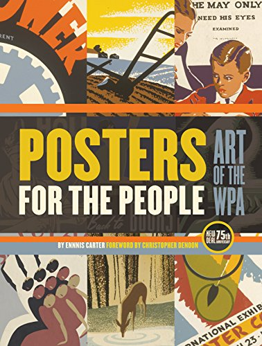 Red Book Poster (Posters for the People: Art of the WPA)
