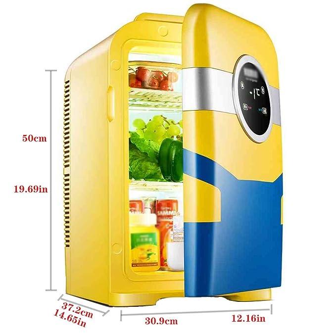 Mini refrigerador portátil para Auto, Auto de Doble Uso, 22 l ...