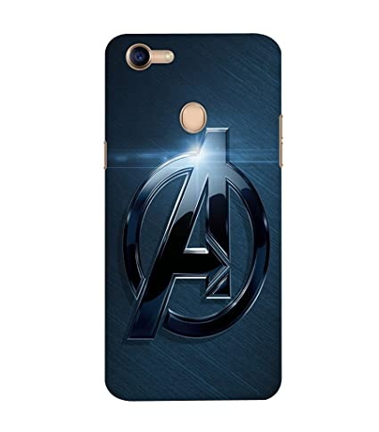 new style 69954 3a0ec Loister Avengers Design case Cover for Oppo F7: Amazon.in: Electronics