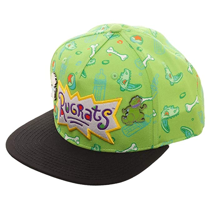 best service c00a7 11610 Image Unavailable. Image not available for. Color  rugrats Sublimated  Snapback ...