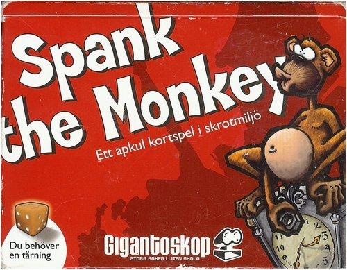 PSI - Spank the Monkey Combo-Box, Kartenspiel