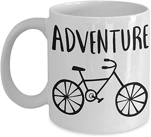 For Him Personalised No.1 Cyclist Mug Gift For Her Bike Rider