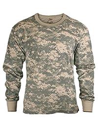 Rothco Long Sleeve T-Shirt/Black