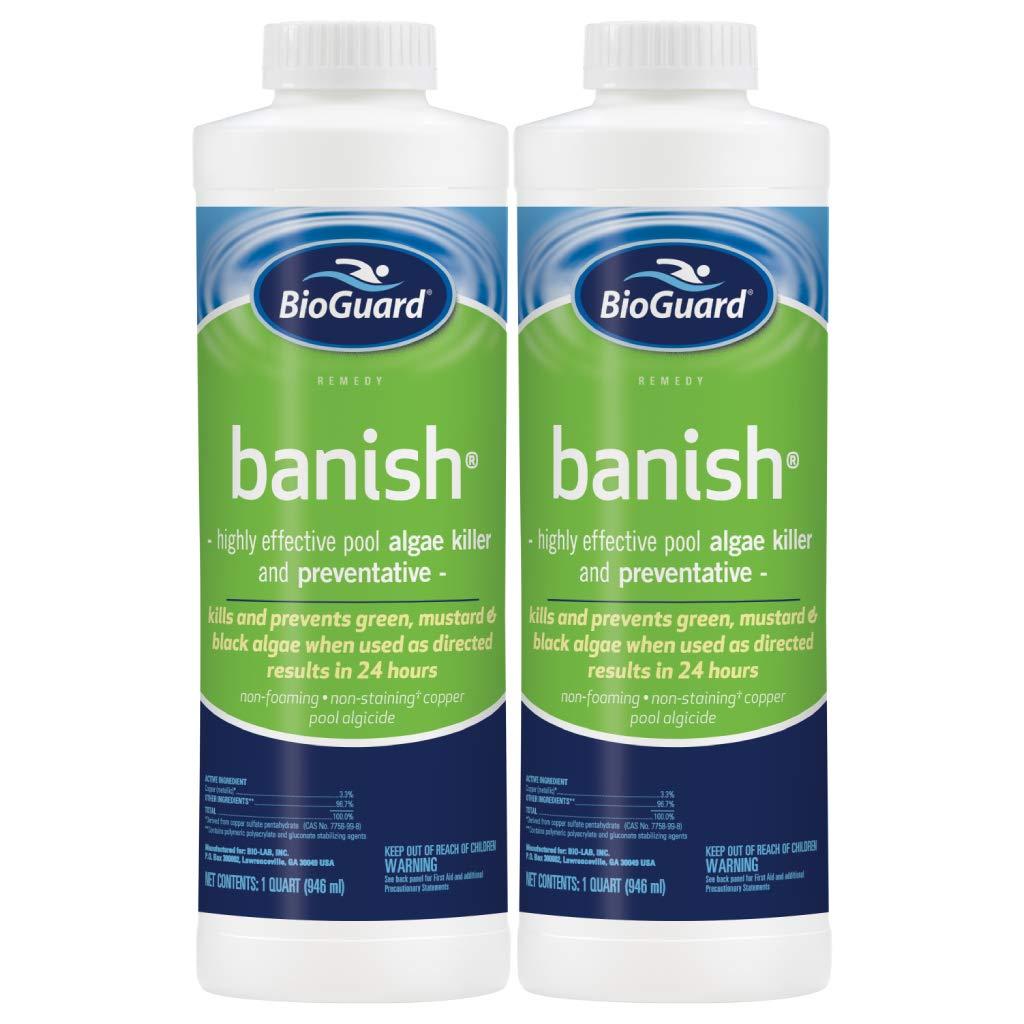 BioGuard Banish (1 qt) (2 Pack) by BioGuard