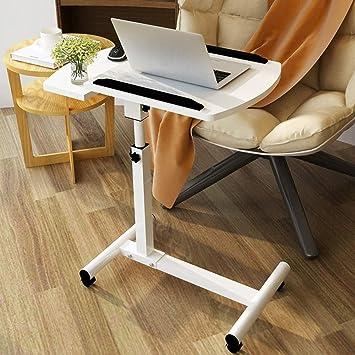 DPS&RXX Ergonómico Sit-Stand portátil Carrito de Trabajo del Carro de la Altura Ajustable móvil