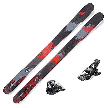 wholesale dealer fa183 83de3 Amazon.com   2019 Nordica Enforcer 110 Skis w  Tyrolia Attack2 13 Bindings    Sports   Outdoors