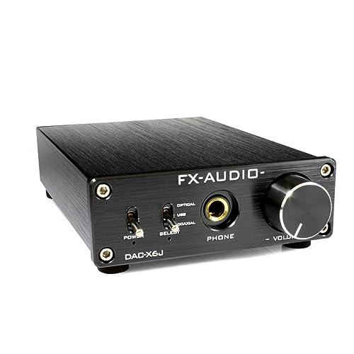 FX-AUDIO- DAC-X6J