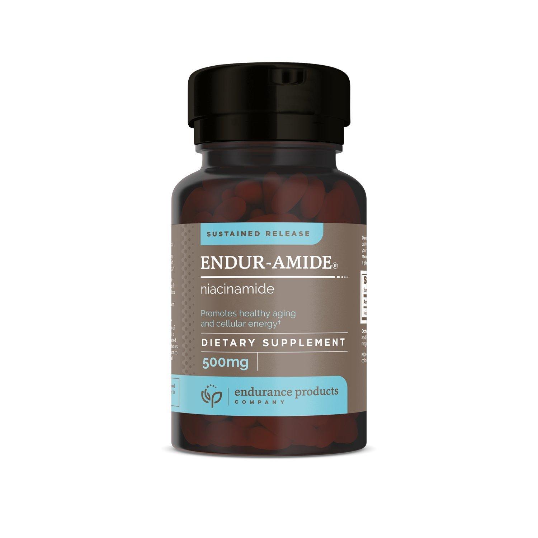 ENDUR-Amide Niacinamide Sustained Release, 500mg, 500 Tab