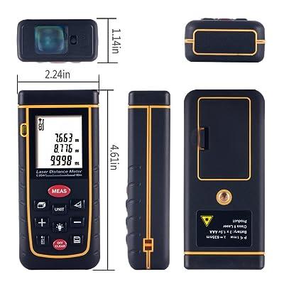 Grde Laser Entfernungsmesser für Wohnungswesen Bewertung