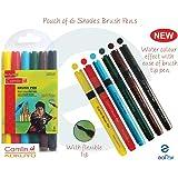 Camlin Brush Pen (6)