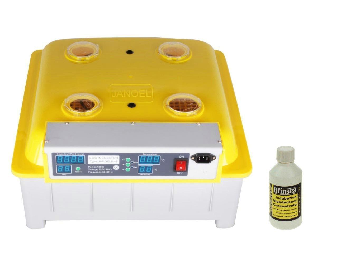 Automatische brutmaschine Janoel 48