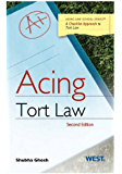 Acing Tort Law (Acing Series)